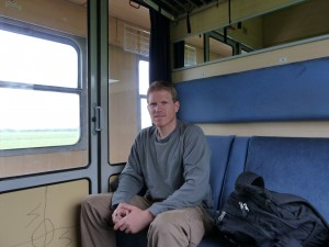 Serbia to Bosnia train ride